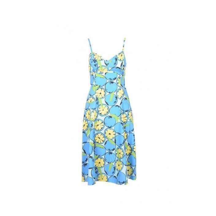 Boutique Moschino Women's Dress Blue 171630 - blue 46
