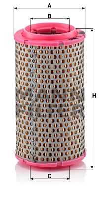 Ilmansuodatin MANN-FILTER C 816/2
