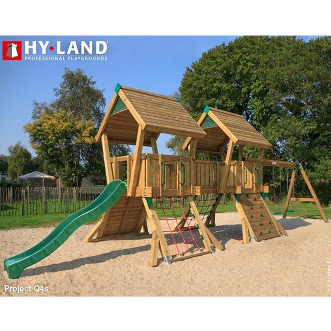Hy Land Q Projekt 4 + Swing Modul