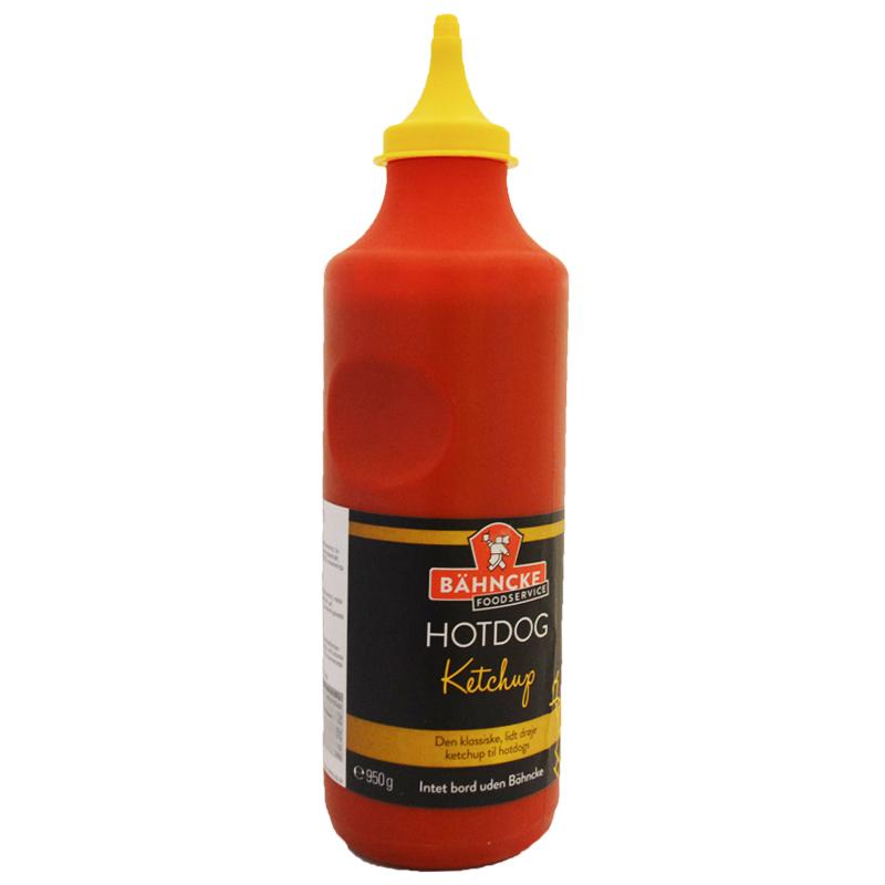"""Ketchup """"Hotdog"""" 950g - 70% rabatt"""