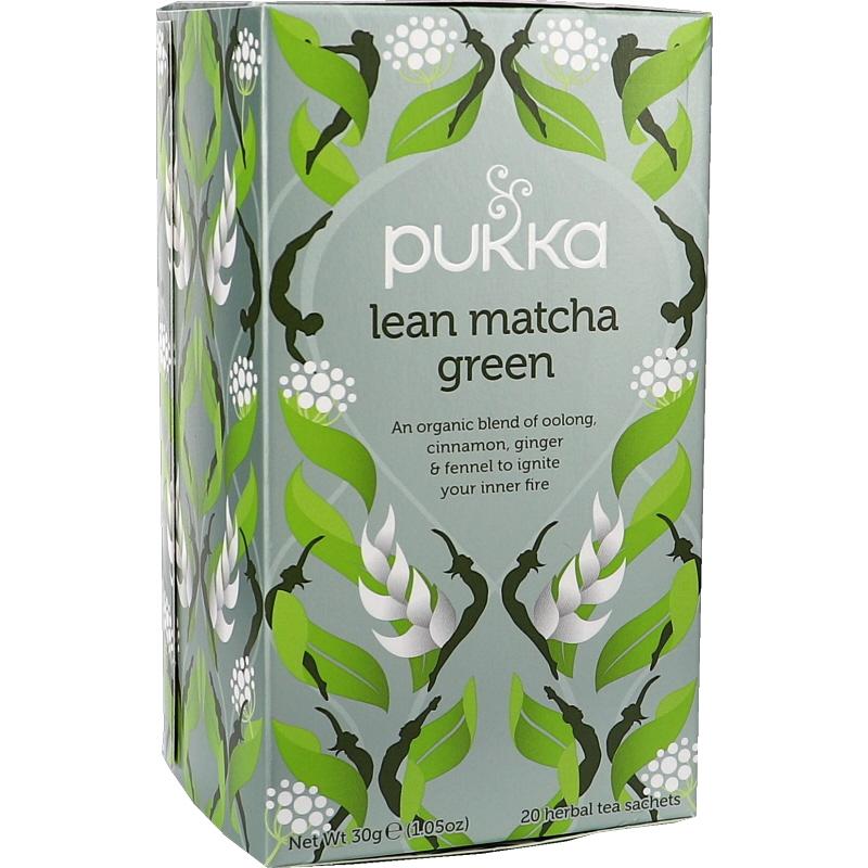 Luomu Vihreä Tee Lean Matcha - 27% alennus