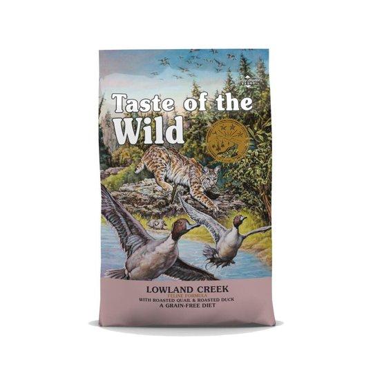 Taste of the Wild Cat Lowland Creek Feline (2 kg)