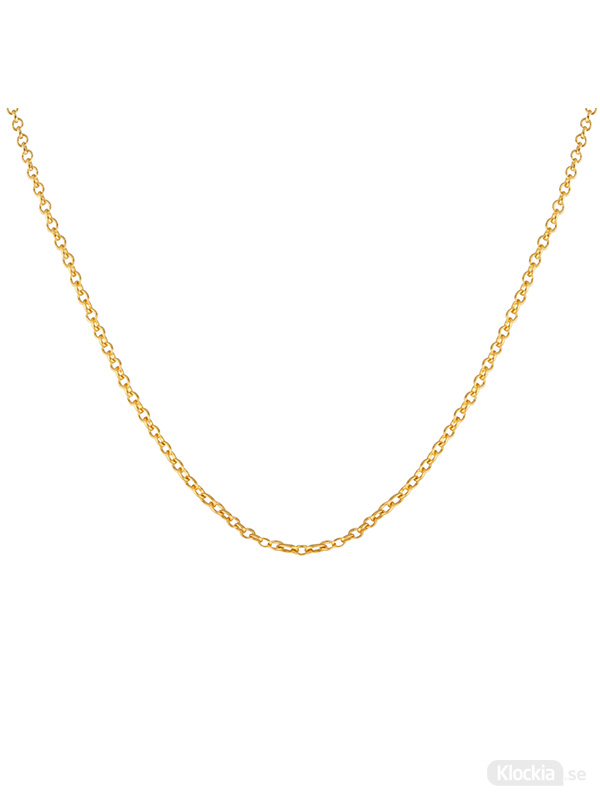 Syster P Beloved Long Rolo Chain Gold NG1237