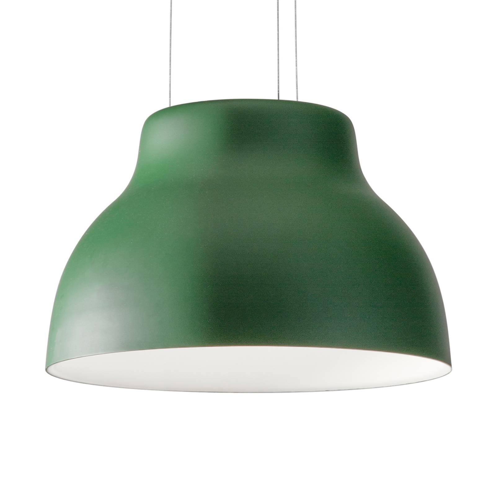 Martinelli Luce Cicala -LED-riippuvalaisin vihreä