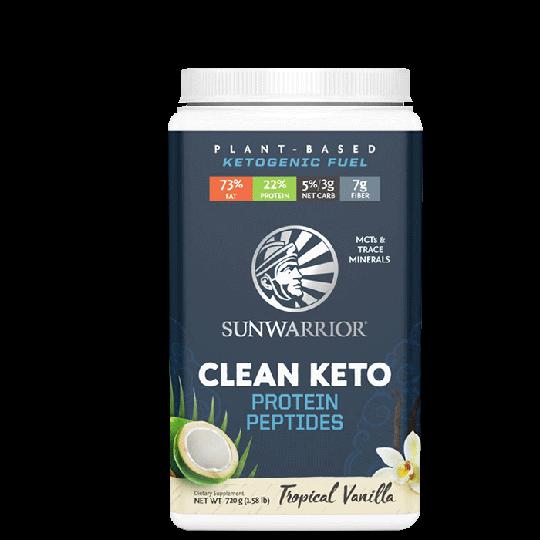 Clean Keto Protein Vanilj, 720 g