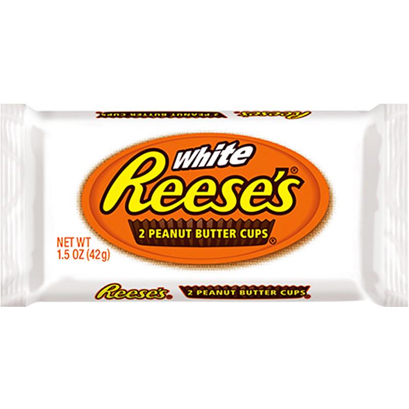 "Godis ""White Peanut Butter Cups"" 42g - 53% rabatt"