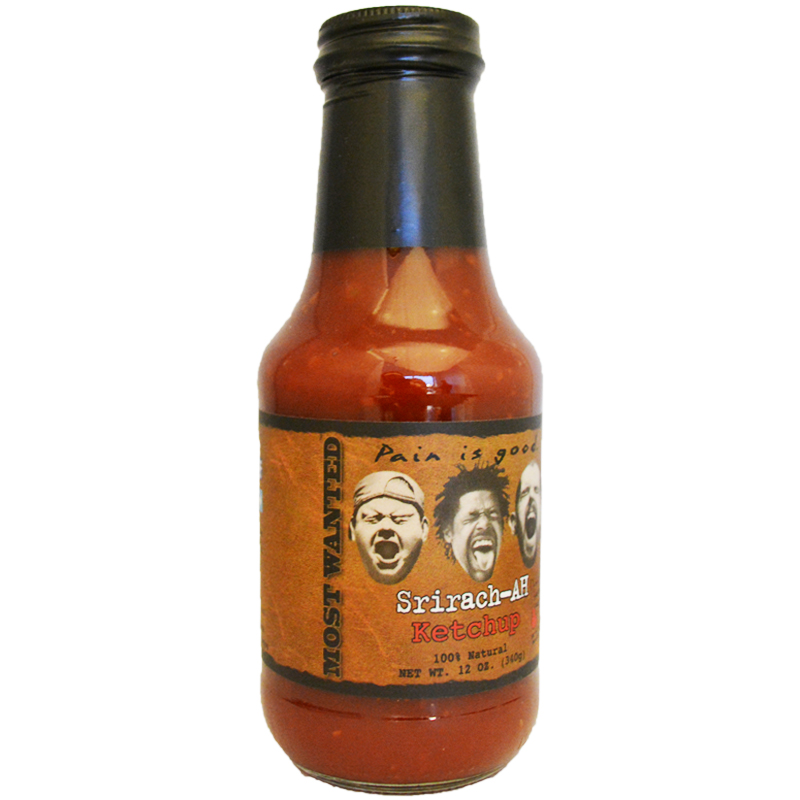 "Ketsuppi ""Srirach-Ah"" 340 g - 37% alennus"