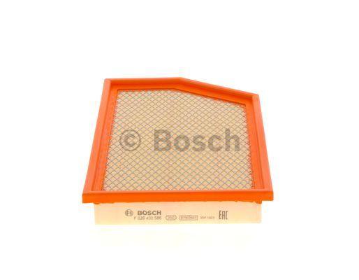 Ilmansuodatin BOSCH F 026 400 586