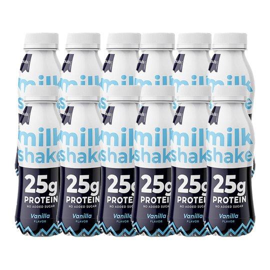 Proteiinijuomat Vanilja 12kpl - 50% alennus