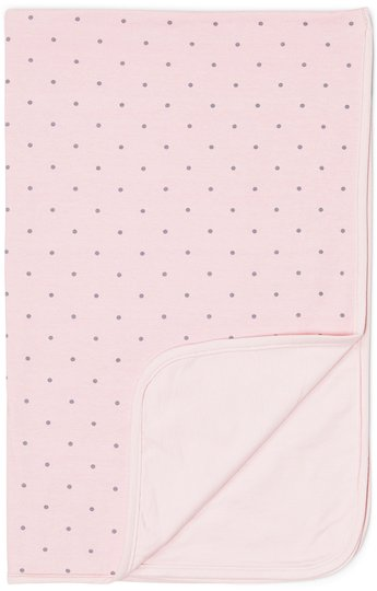 Alice & Fox Dots Teppe, Pink
