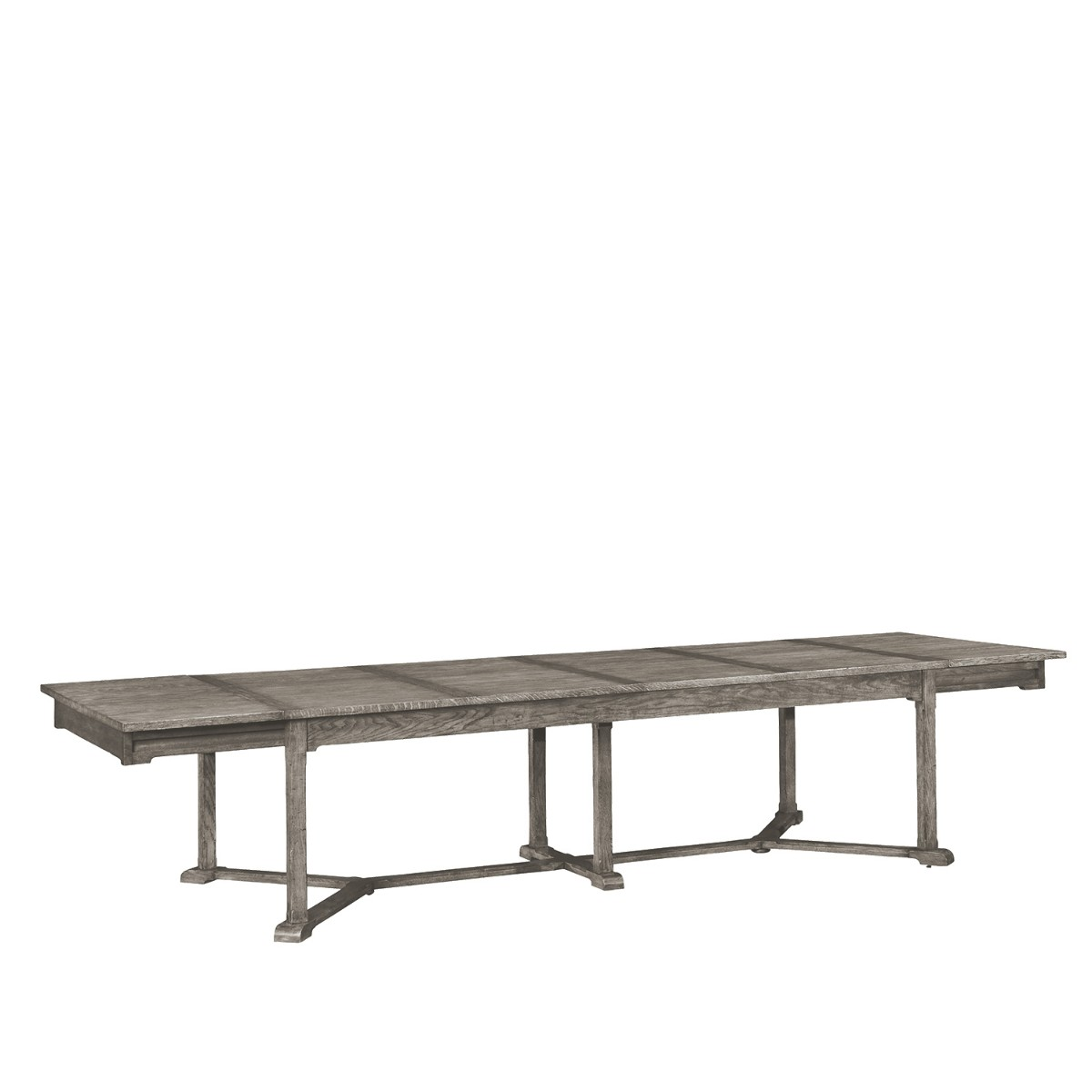 William Yeoward   Hawford Dining Table Greyed Oak