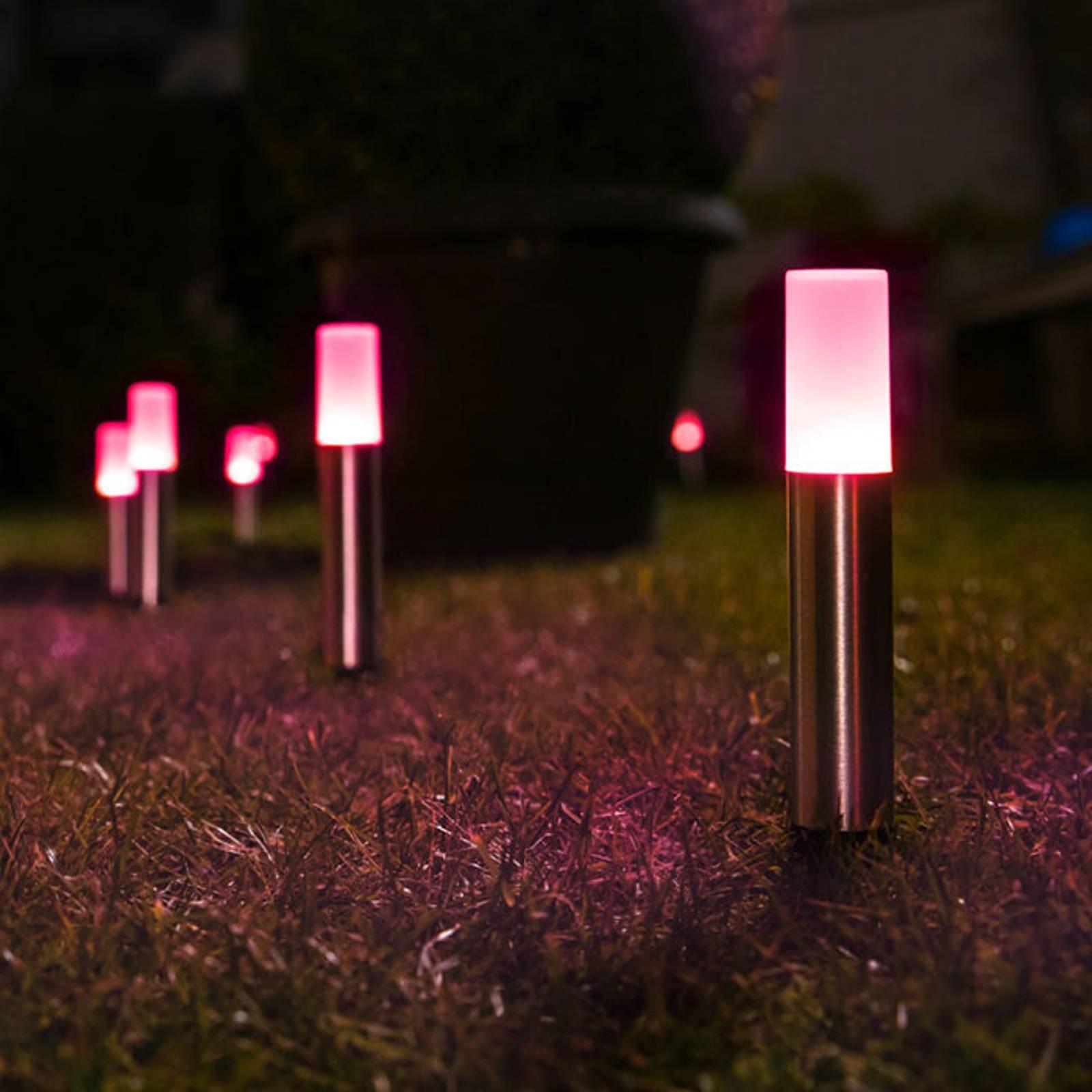 LEDVANCE SMART+ WiFi Garden Pole 36,5 cm, 3 kpl