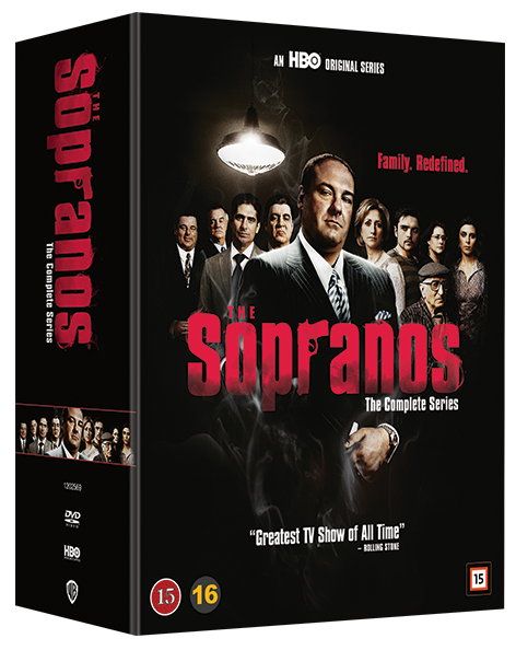Sopranos, The: The Complete Series - DVD