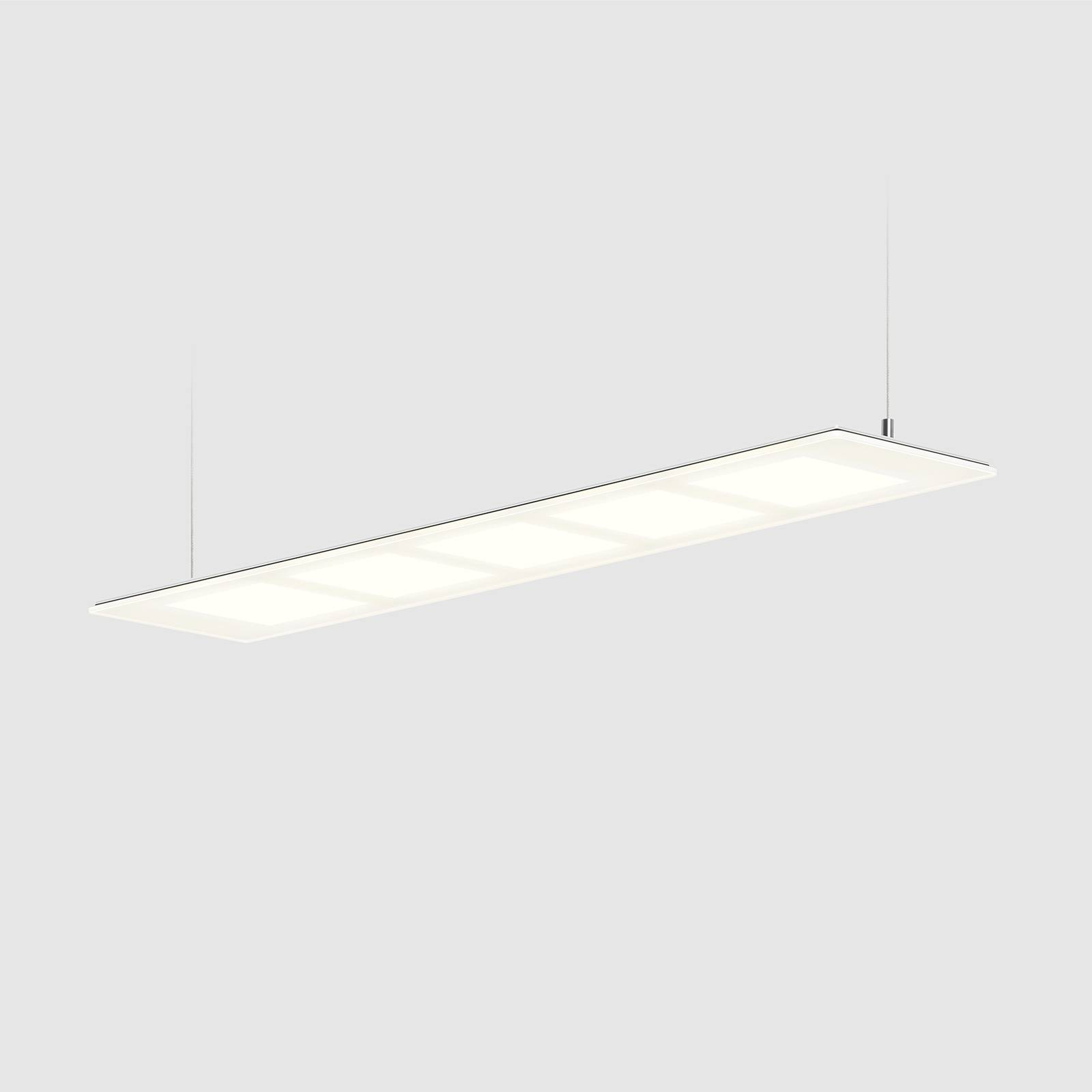 Valkoinen OLED-riippuvalaisin OMLED One s5