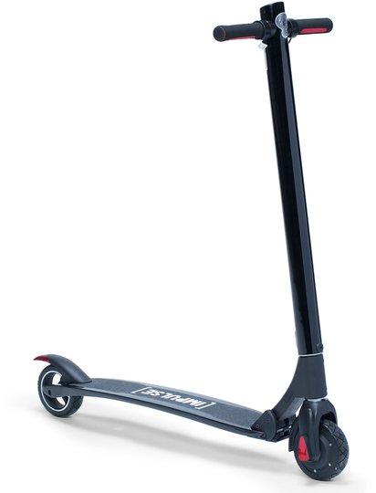 Impulse Carbon Fiber Electric Scooter, Svart