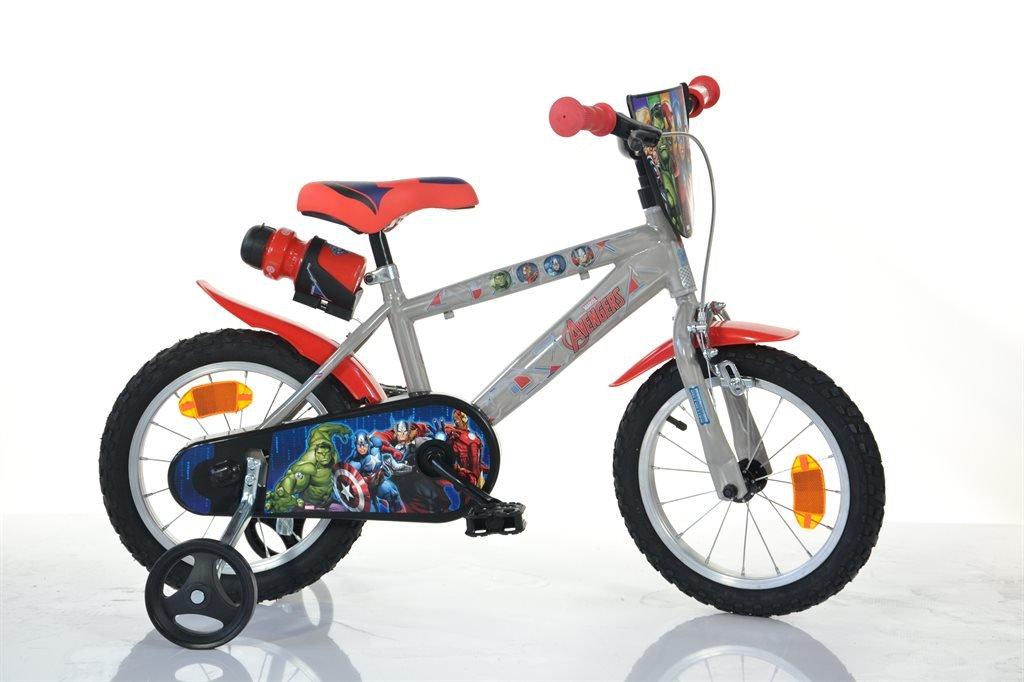 Dino Bikes - Children Bike 16'' - Avengers (416UK-AV2)