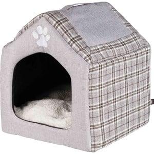 Igloo Hund/Katt Trixie Silas Grå