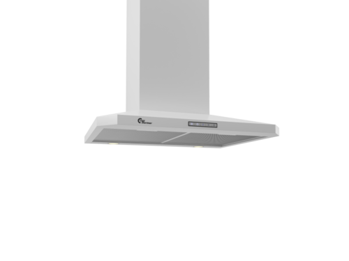 Thermex Decor 787 60 Cm Hvid U/motor Vägghängd Köksfläkt - Vit