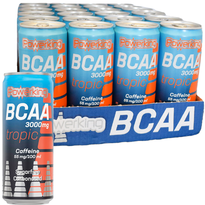Funktionsdryck BCAA Tropic 24-pack - 65% rabatt