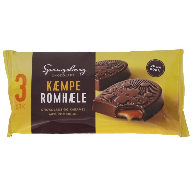 Chokladklackar Romfyllning 3-pack - 22% rabatt
