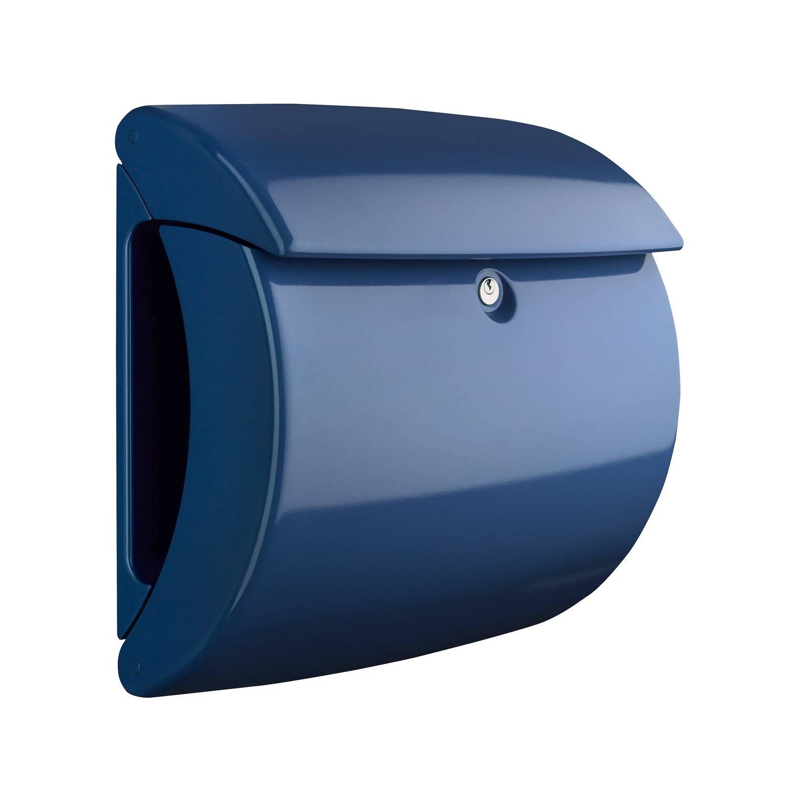 Piano 886 -postilaatikko, tummansininen