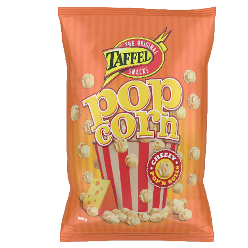"Popcorn ""Cheezy"" 160g - 58% rabatt"