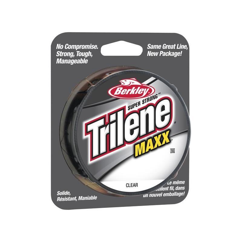 Berkley Trilene MAXX Clear 300m 0,50mm