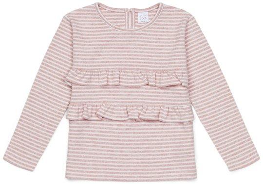 Luca & Lola Asia Genser, Pink Stripes 86-92