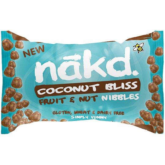 """Frukt- & Nötgodis """"Coconut Bliss"""" 40g - 64% rabatt"""