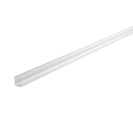 Plastprofil for D Flex Line Mini Top View 1m