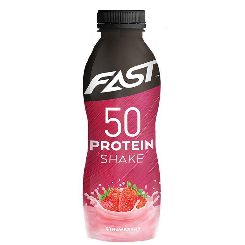 Proteiinijuoma Mansikka - 27% alennus