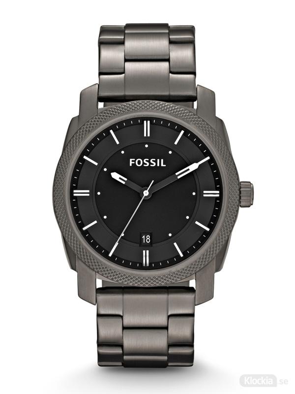 FOSSIL Machine FS4774IE - Herrklocka