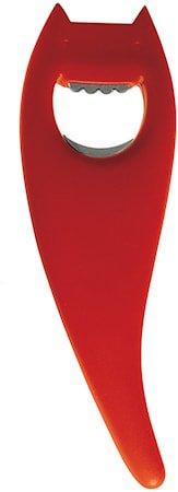 Diabolix Flaskeåpner Rød