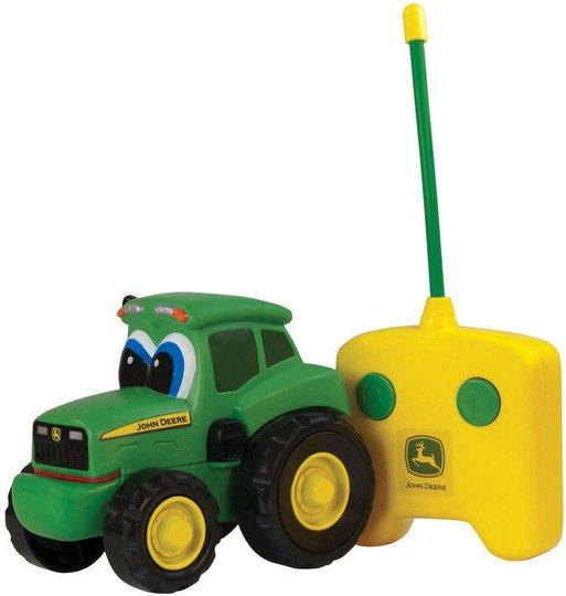 John Deere Radiostyrt Traktor Johnny