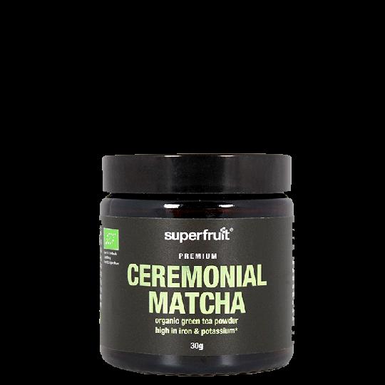 Premium Ceremonial Matcha, 30 g