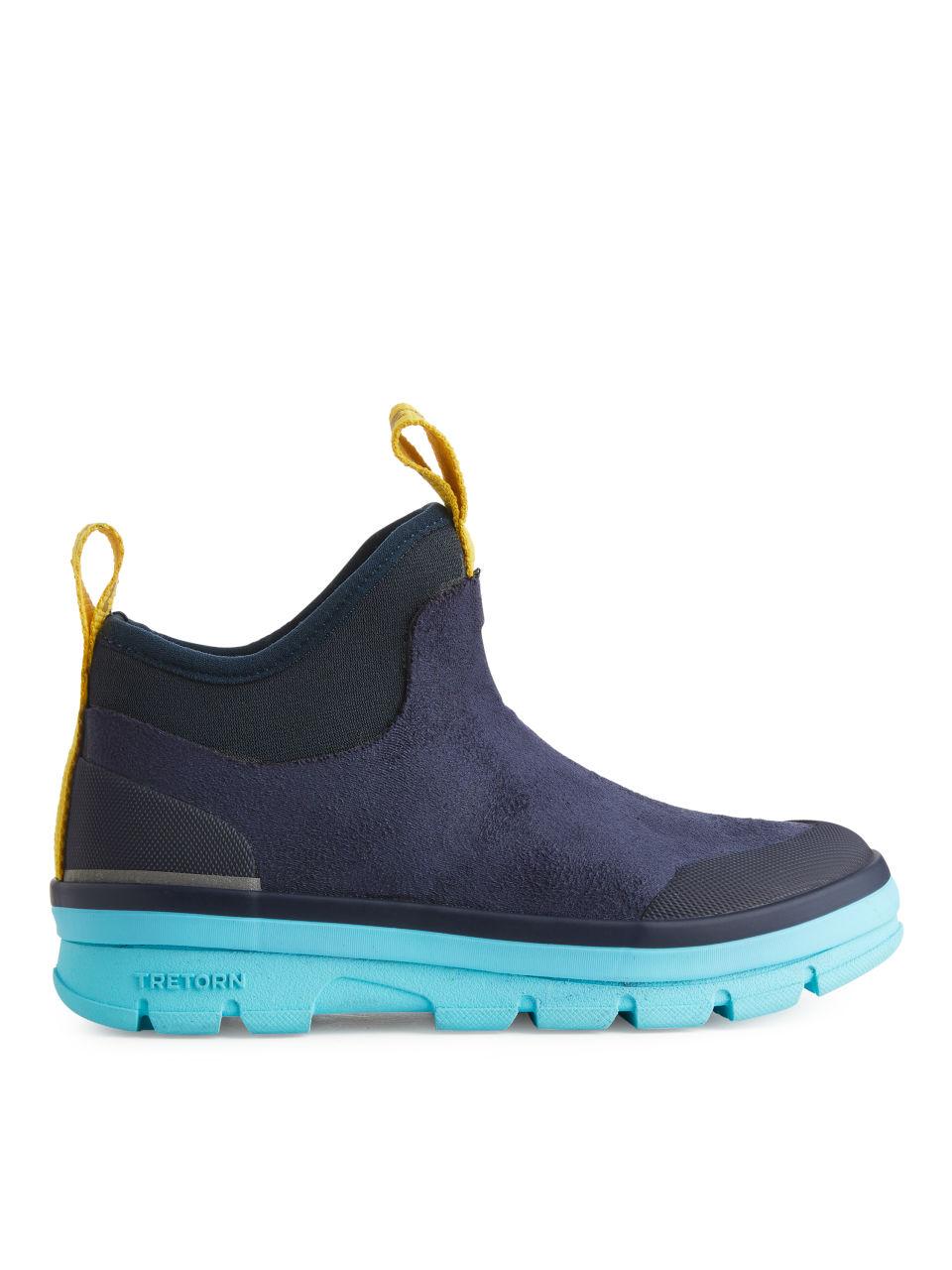 Tretorn Lunar Hybrid Boots - Blue