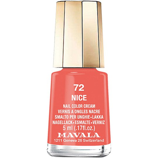 Mavala Nail Color Cream, 72 Nice, 5 ml Mavala Kynsilakat