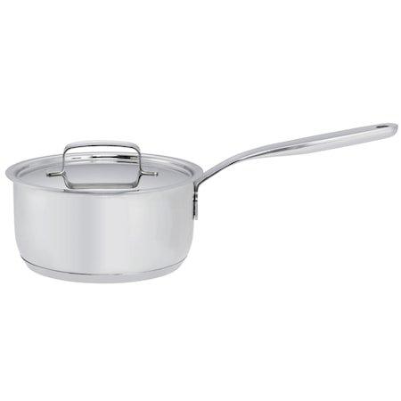 All Steel kasserolle 1,5 L/16 cm