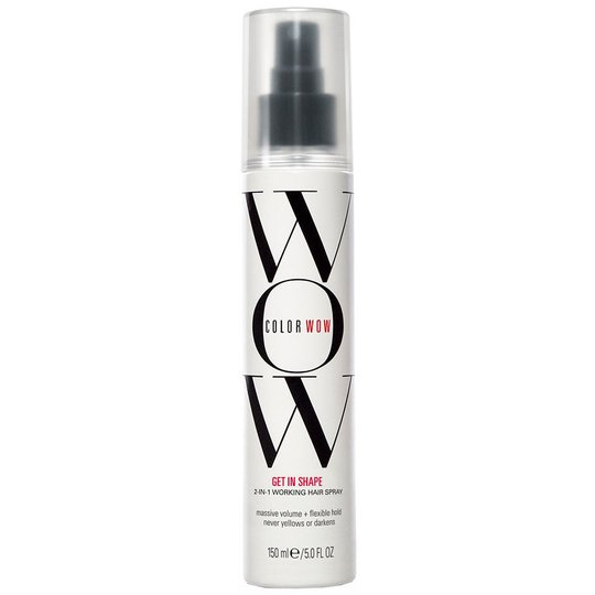 Colorwow Get In Shape 2-in-1 Working Hair Spray, 150 ml Colorwow Muotoilutuotteet