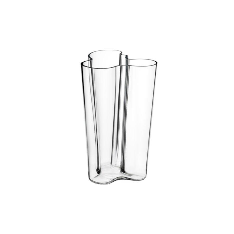 Iittala Vase 25cm Klar