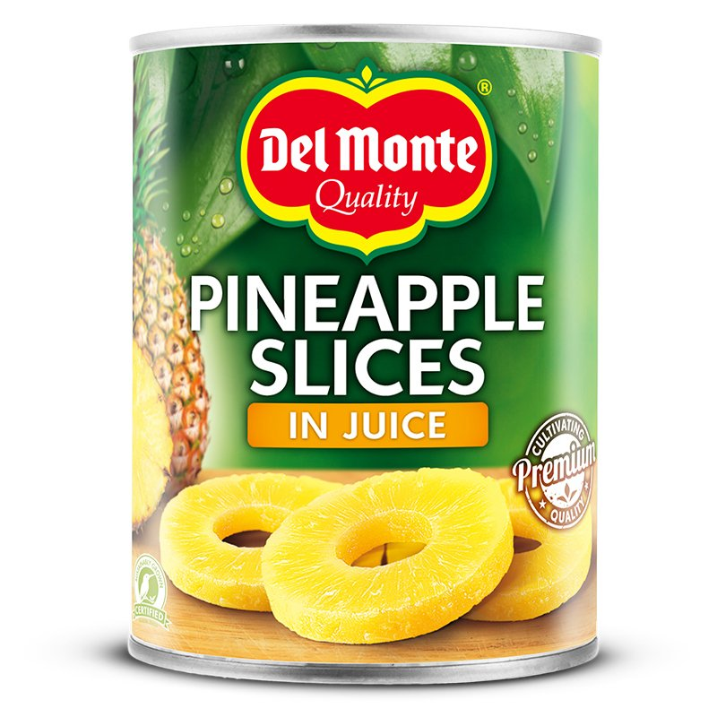 Ananaspaloja mehussa - 29% alennus