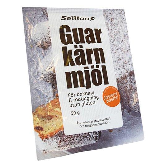 Guarkärnmjöl - 50% rabatt