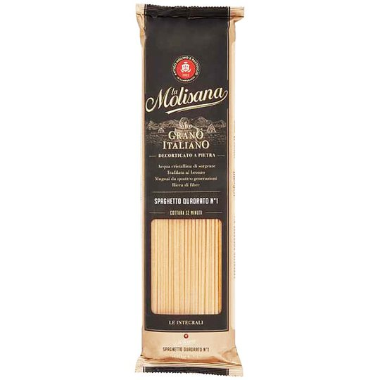 Täysjyväspagetti - 40% alennus