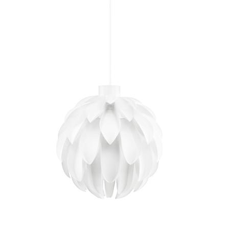 Norm 12 Lampe Hvit L