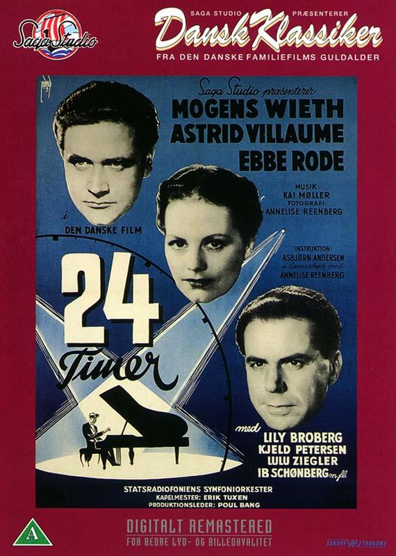 24 timer (Ebbe Rode) - DVD