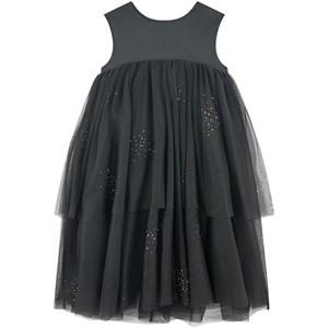 Billieblush Tyllklänning Svart 3 år