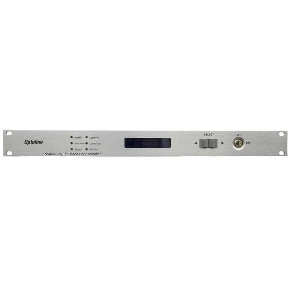 Televes 769704 Forsterker EFDA, med temperaturstabilisering 4 x 19 dBm