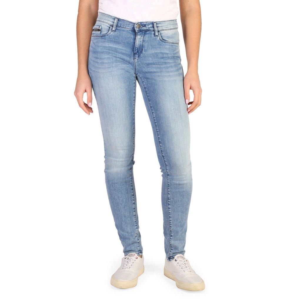 Calvin Klein Women's Jeans Blue J20J204983 - blue 26