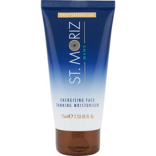 Men's Face Moisturiser, 75 ml St Moriz Advanced Pro Itseruskettavat
