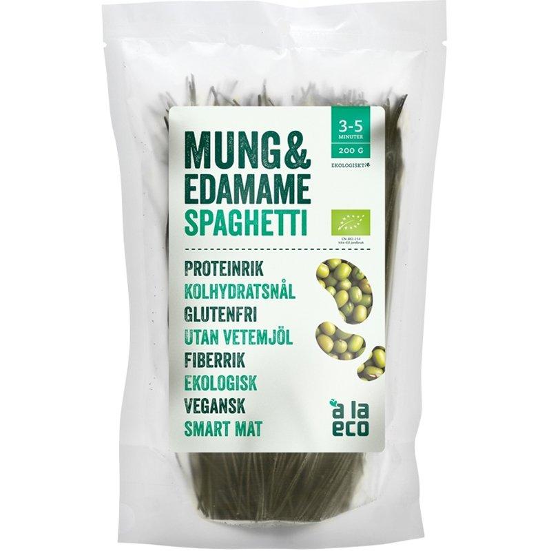 Spaghetti Edamame- & Mungpapu 200 g - 38% alennus